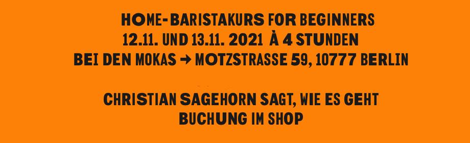 Baristakurs 202111