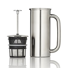 AeroPress, Percolator, Frenchpress