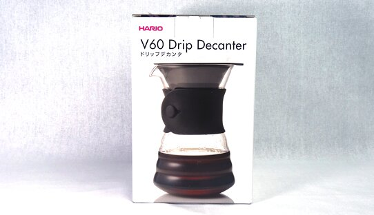 Hario Filterkaffee-Karaffe | V60 Drip Decanter | 700 ml | Made in Japan