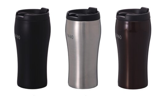 Hario Kaffee to go Thermo-Isolier-Becher | »Uchi Mug«