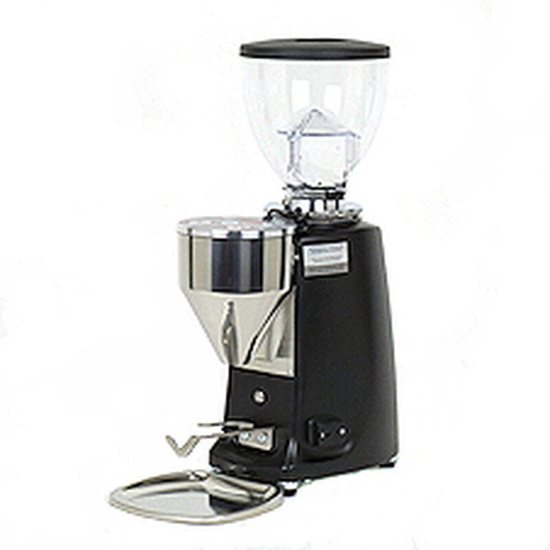 mazzer kaffeem hle mini electronic mod a schwarz oder alu gl. Black Bedroom Furniture Sets. Home Design Ideas