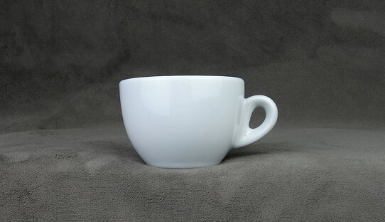 Extra dickwandige (10 mm) kleine Espresso-Tasse »Sorrento« | Nuova Point (62 ml)