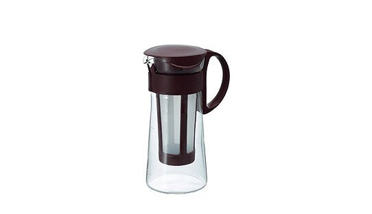 Hario Cold Brew Kanne | Eiskaffee & Eistee | »Mizudashi« Coffee Pot mini