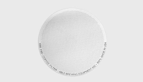 Zubehör: AeroPress Filter fein | Able Disc Filter Fine