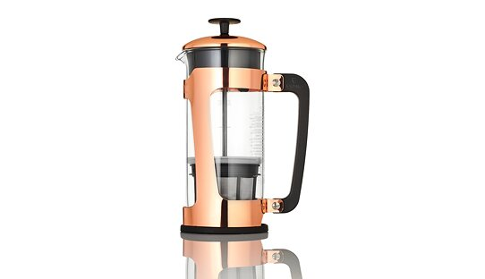 Espro Press P5 | 0,5 l oder 1,0 l | Edelstahl / Kupfer & Glas | French Press