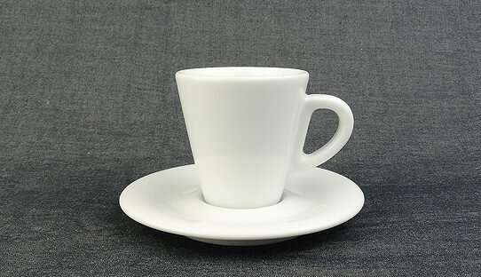 Espresso-Tasse »Favorita« | weiss | Made in Italy | Ancap (max. 70 ml)