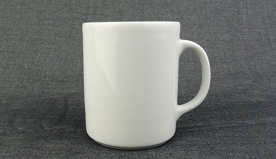 Becher Mug | Porzellan | »Classico« | weiss | Made in Italy | Ancap (310 ml)
