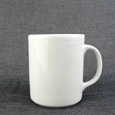 Becher Mug | Porzellan | »Classico« weiss | Made in Italy...