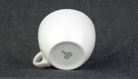 2. Wahl: Cappuccino-Tasse »Palermo Competition« | Made in Italy | Ancap (150 ml)