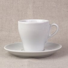 Cappuccino-Tasse »Genova« | Made in Italy | I.P.A. (165 ml)