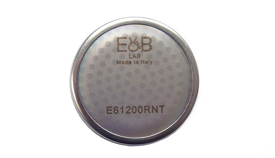 E&B Lab IMS Präzisions-Duschsieb | Reinforced Nano-Quartz-beschichtet | »E61 200 RNT« | Made in Italy