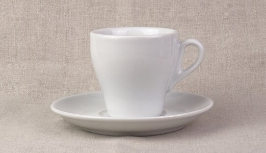 2. Wahl: Cappuccino-Tasse »Genova« | Made in Italy | I.P.A. (165 ml)