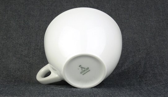 Caffelatte-Tasse »Torino« | weiss | Made in Italy | Ancap (320 ml)