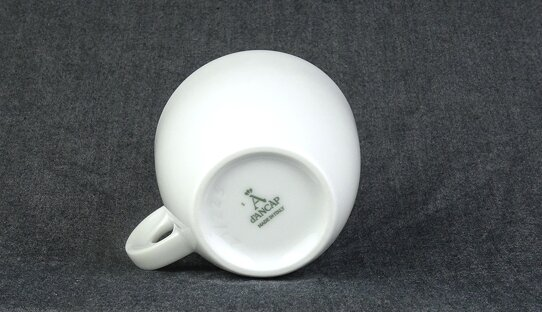 Cappuccino-Tasse »Bari« | weiss | Made in Italy | Ancap (190 ml)