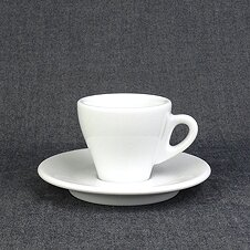 Espresso-Tasse »Torino« | weiss | Made in Italy | Ancap...