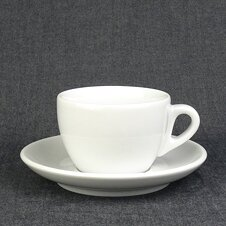 Cappuccino-Tasse »Verona« | weiss | Made in Italy | Ancap...