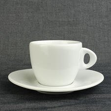 Cappuccino-Tasse »Galileo classic« | weiss | Made in...