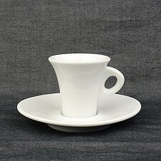Espresso-Tasse »Aida« | weiss | Made in Italy | Ancap |...
