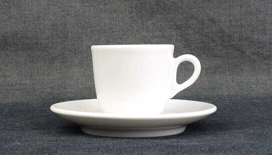 Espresso-Tasse »Jolly« | weiss | Made in Italy | Ancap (max. 70 ml)