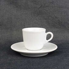 Espresso-Tasse »Jolly« | weiss | Made in Italy | Ancap...