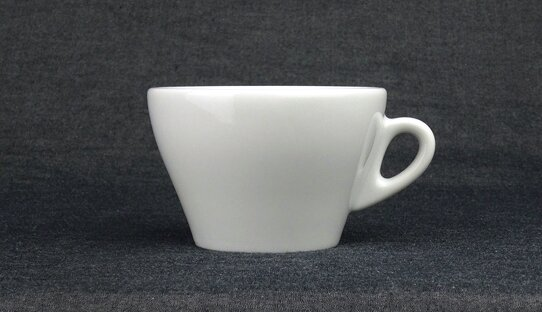 Cappuccino-Tasse »Torino« | weiss | Made in Italy | Ancap (150 ml)