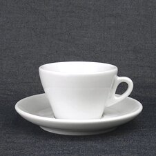 Cappuccino-Tasse »Torino« | weiss | Made in Italy | Ancap...