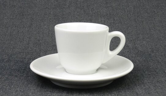 Espresso-Tasse »Roma« | weiss | Made in Italy | Ancap (max. 70 ml)