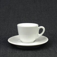 Espresso-Tasse »Roma« | weiss | Made in Italy | Ancap...