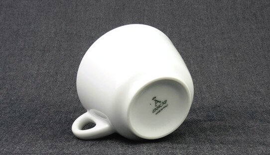 Cappuccino-Tasse »Roma« | weiss | Made in Italy | Ancap (180 ml)