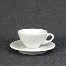 Espresso-Tasse »Ancona« | weiss | Made in Italy | Ancap...